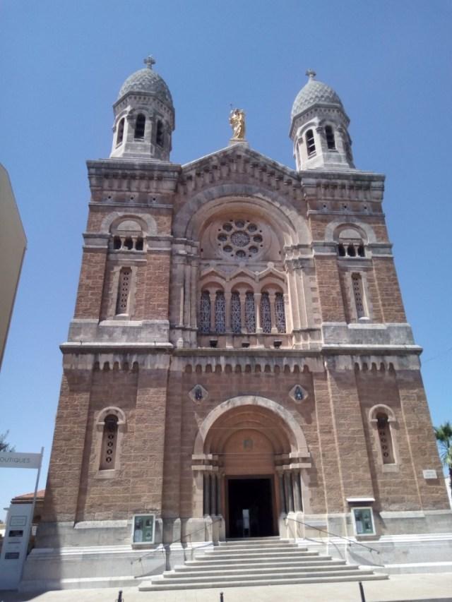 Basílica Notre Dame de la Victoire, Saint-Raphaël.