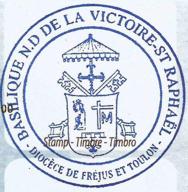 Sello de Saint-Raphaël