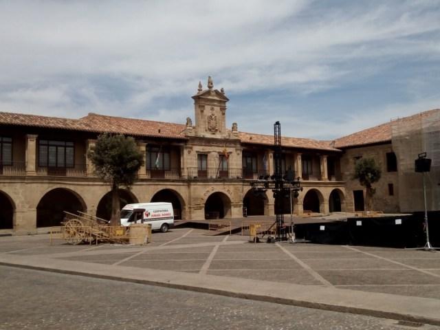Ayuntamiento de Santo Domingo de la Calzada, La Rioja
