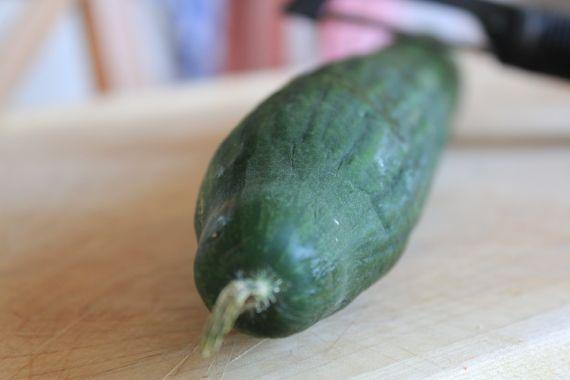 creamy chive cucumbers1