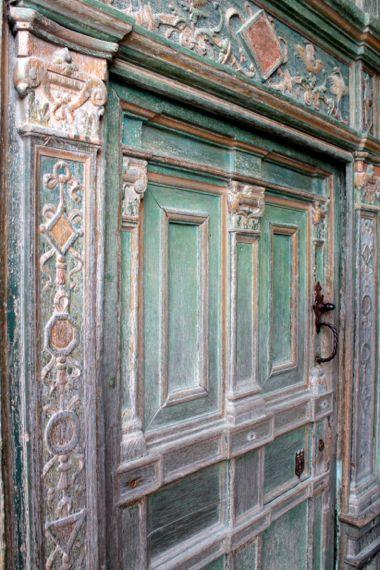 The doors.