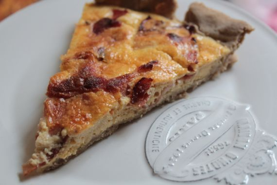 The Original Quiche Recipe