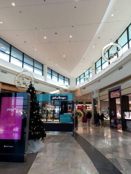 christmas shopping - 1