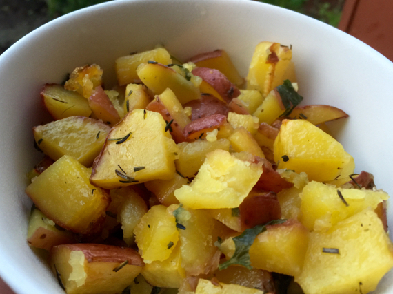 Roast Potato Recipe