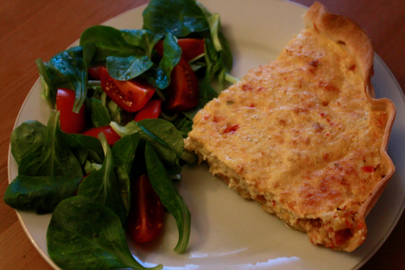 Healthy Quiche Recipe