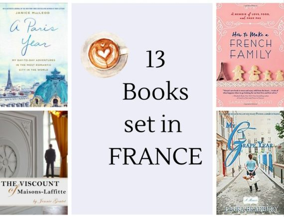 13 Books Set in France