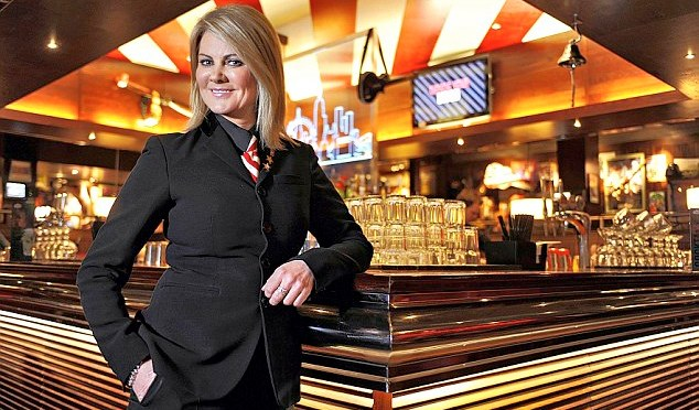 TGI Fridays Karen Forrester on how she turned the company around