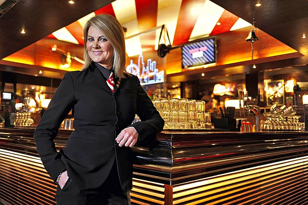 karen forrester interview TGI Fridays