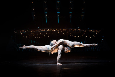 Review: Quidam, Cirque du Soleil, Royal Albert Hall