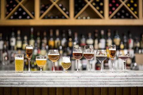 Hop pockets, scotch eggs and Shoreditch blonde: beer-tasting just for girls