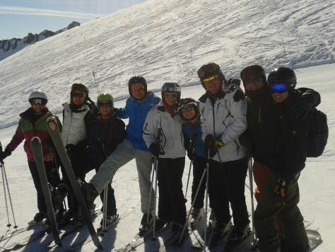 mark warner skiing tignes