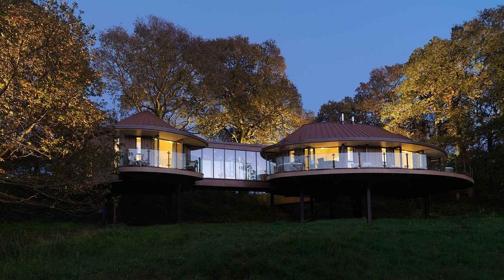 chewton glen treehouses
