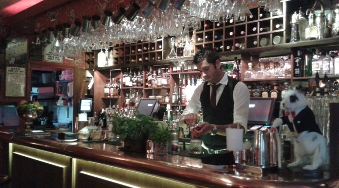 Barts Speakeasy South Kensington – small but perfectly formed