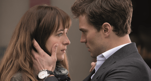 Fifty Shades of Grey review: Blue Steel and an Ikea Room of Pain