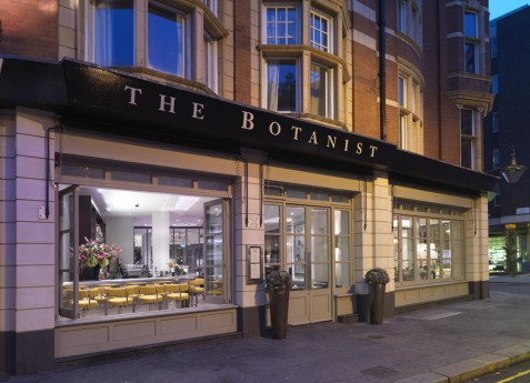 botanist sloane square review