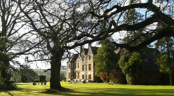 Huntsham Court: relaxed country living
