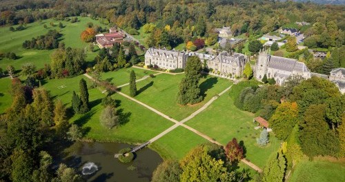 Ashdown Park Hotel & Country Club: a classic country retreat