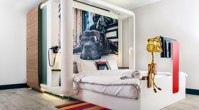 Qbic Hotel London City: friendly, fun hotel on a budget