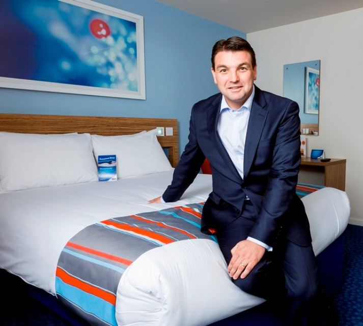 travelodge chief executive