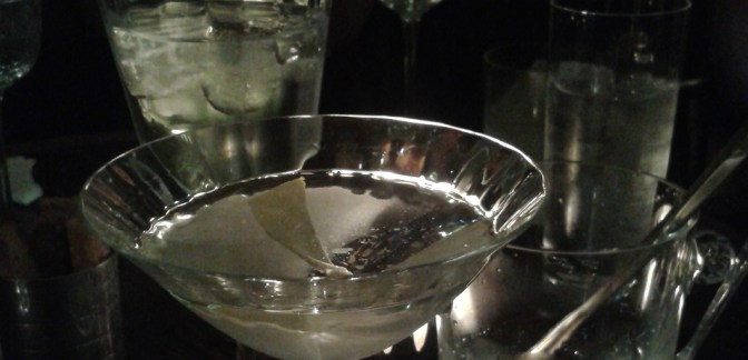 A hat-trick of vodka martinis at London's best bars