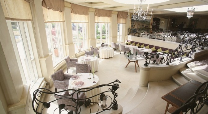14 wines at dinner and a spa to recover in: a memorable stay at The Vineyard, Newbury