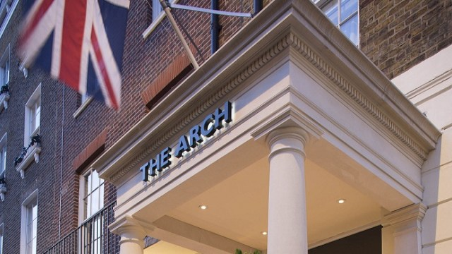 The Arch hotel, London, unshowy but smart