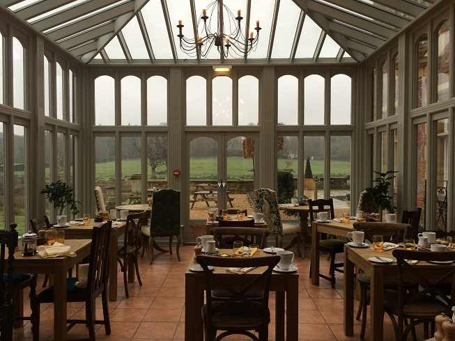 burley manor hotel