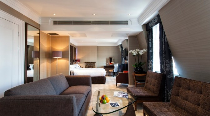 The Levin, Knightsbridge: a calm retreat from the shopping frenzy