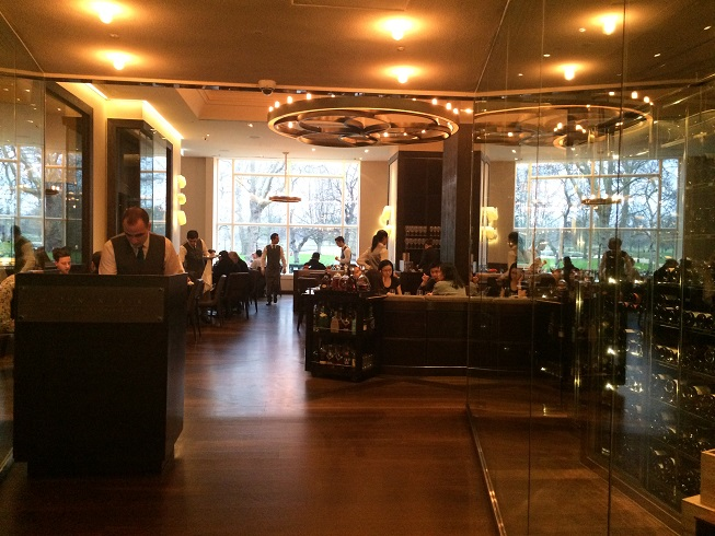 Dinner by Heston Blumenthal review