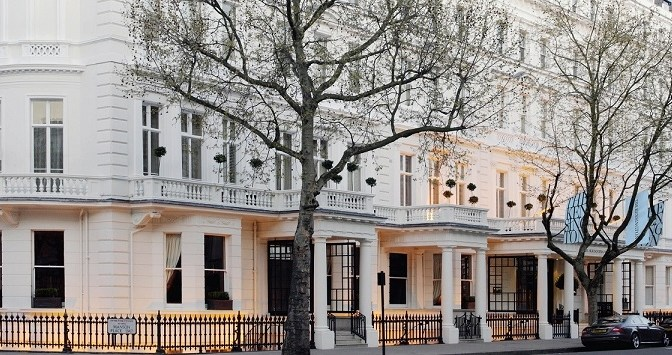 Kensington Hotel – luxury in the heart of London's museum district