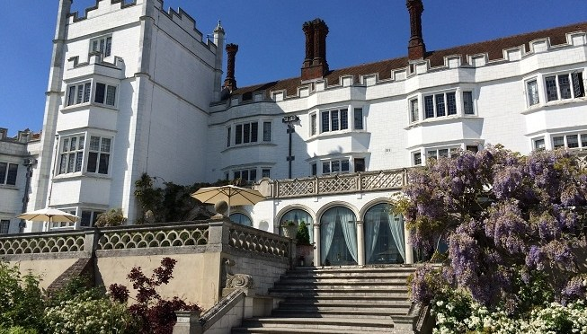 Danesfield House hotel and spa, relaxation on the Thames