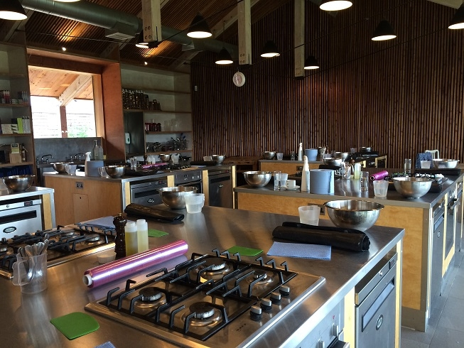 River Cottage cookery school