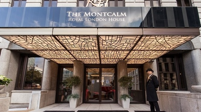 Rooftop cocktails and a basement spa make Montcalm Royal London House a top to toe destination