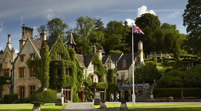 A picture-perfect Cotswolds stay at The Manor House, Castle Combe