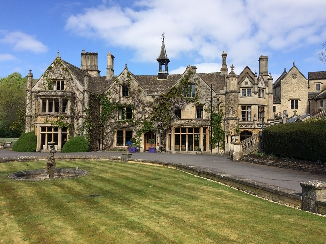 Combe House Hotel Sold