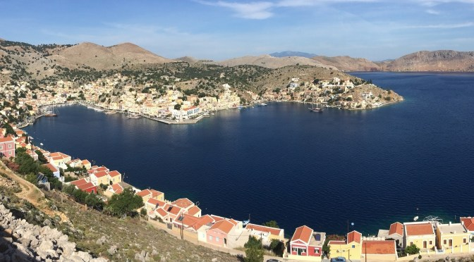 Island-hopping (and relaxing) in the Aegean with SCIC Sailing