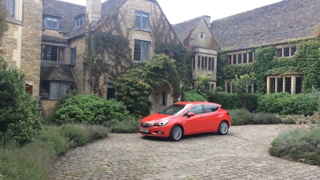 Vauxhall Astra Whatley Manor
