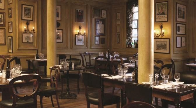 An unscheduled stay at former 18th century sugar house, Hotel du Vin Bristol