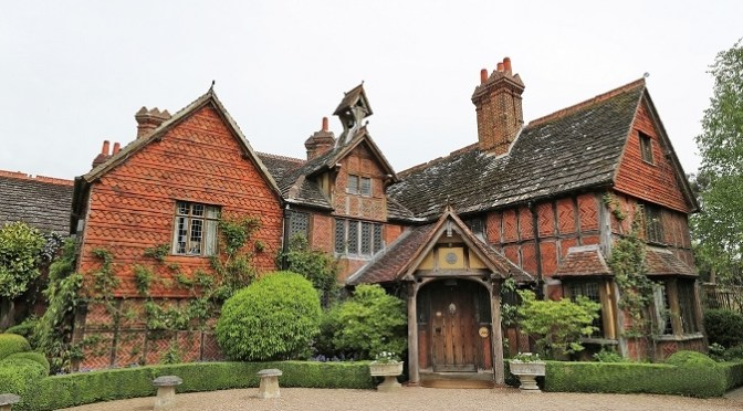 Langshott Manor, Surrey: regal luxury in an Elizabethan manor house