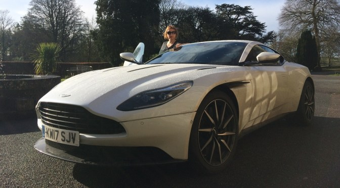 Whats It Like To Drive A Aston Martin DB - How much are aston martins