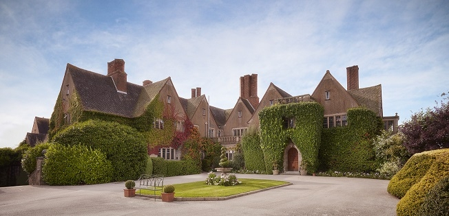 Mallory Court luxury hotel review