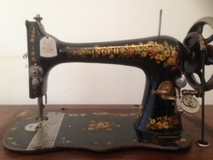 1891 Singer VS2 treadle sewing machine