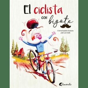 El ciclista con bigote