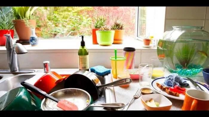 التخلص من رواسب الطبخ و الروائح في 7 خطوات