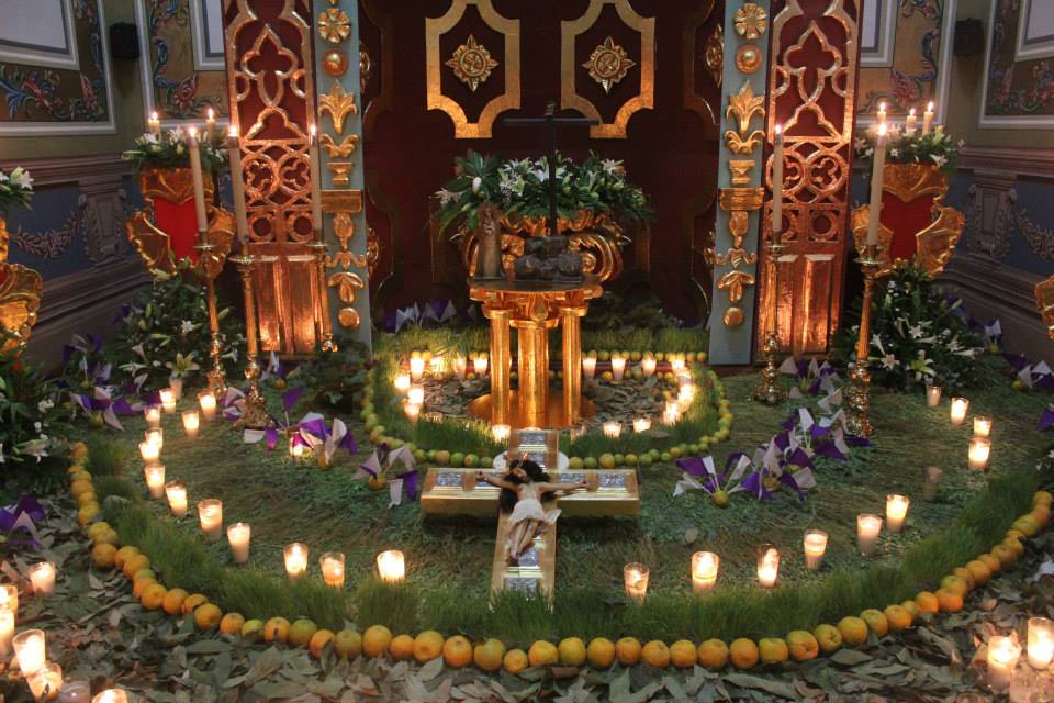 Realiza San Martín Hidalgo el Tendido de Cristos, una tradición hecha patrimonio