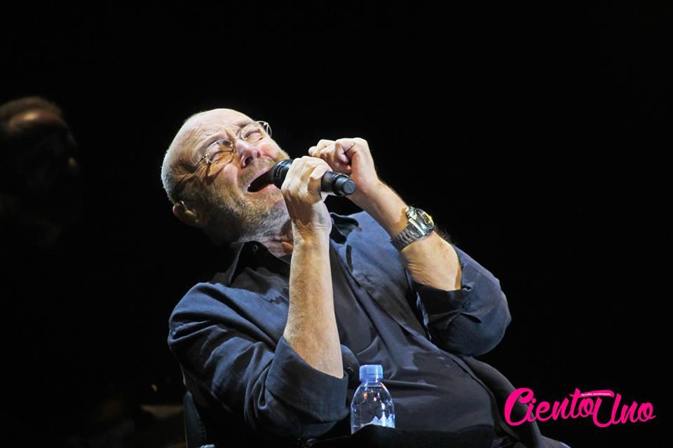 Phil Collins, el show debe continuar