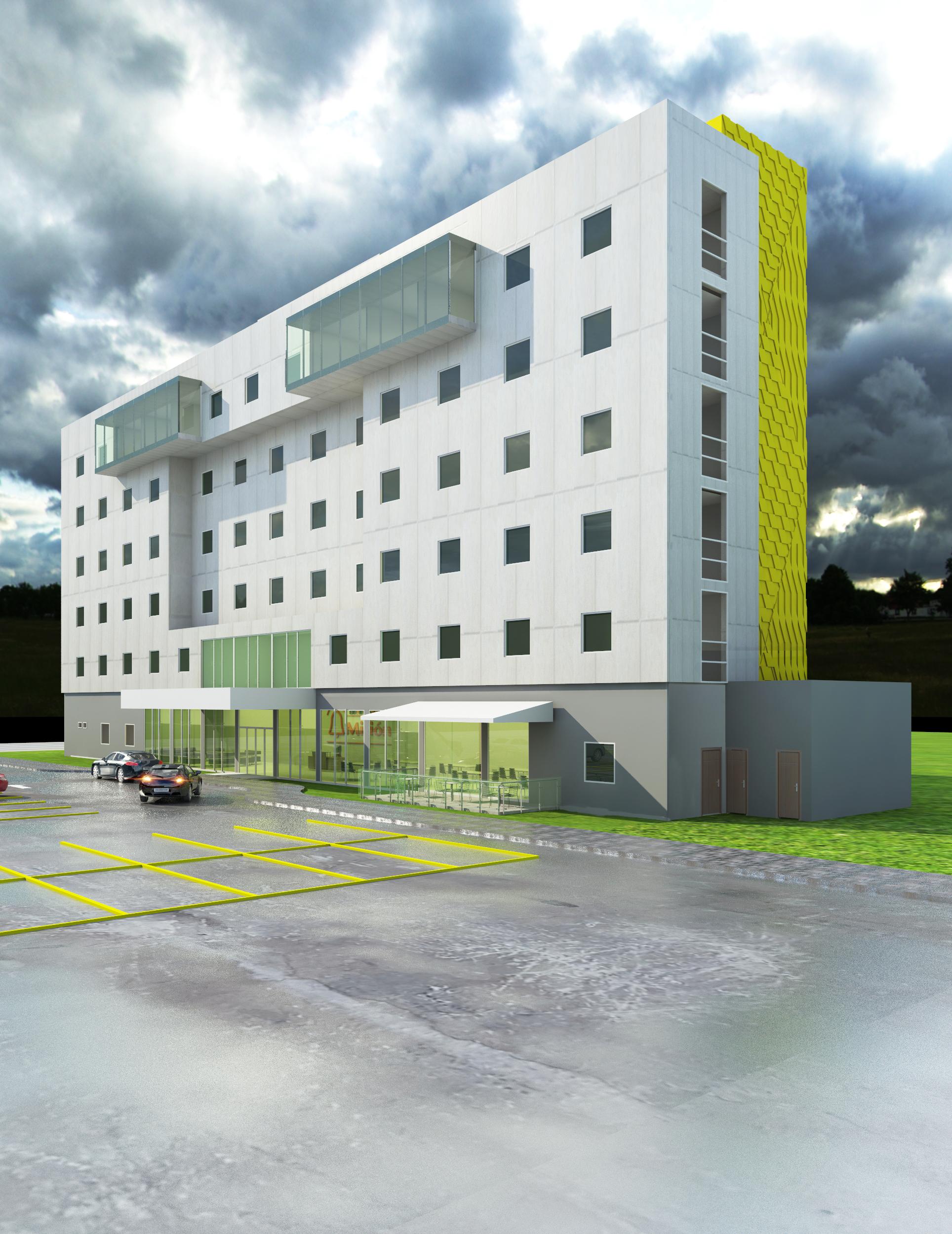 Hotel Misión express San Luis Potosí WTC inicia operaciones