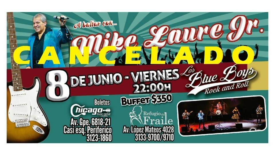 CANCELADO Mike Laure Jr. / Chicago Music Center