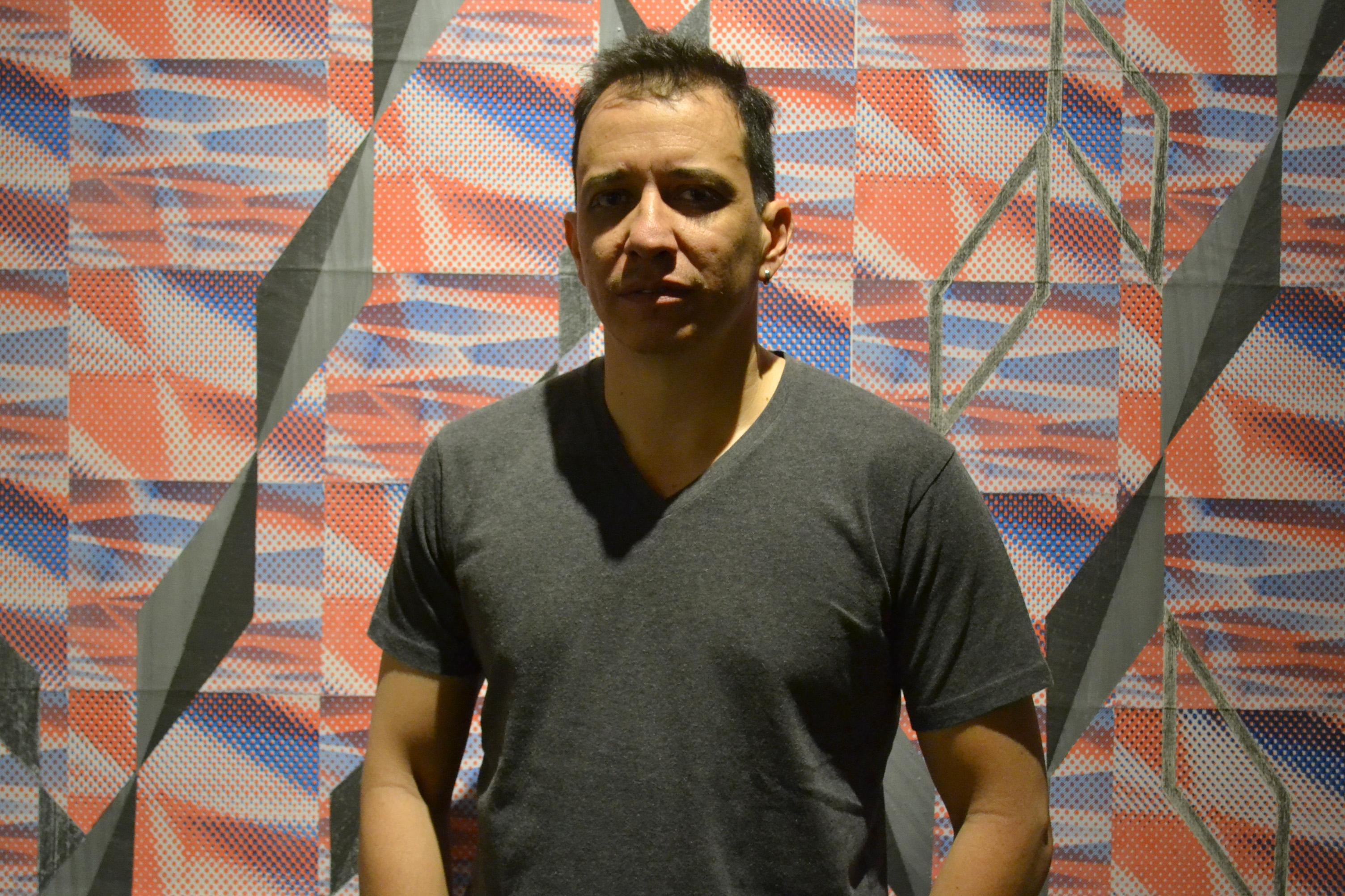 Ricardo Pinto presenta la exposición Origen de fuga / Ex Convento del Carmen