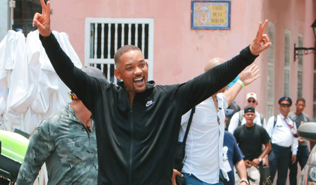 Paramount Pictures / ¡Will Smith está en Colombia!